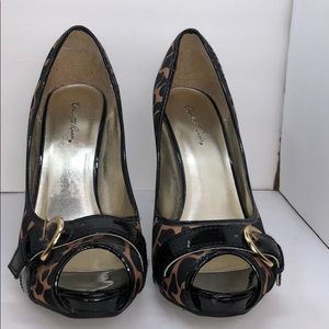 Any 2 items for $10 Charlotte Russe Leopard Heels